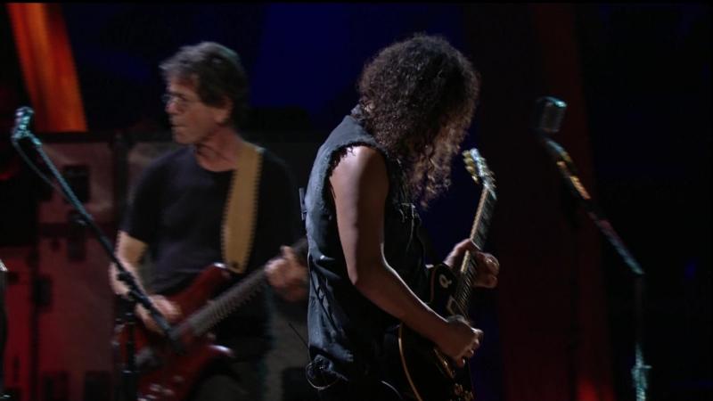 Metallica, Lou Reed - Sweet Jane