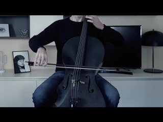 Парень сыграл на виолончели Alan Walker - Darkside