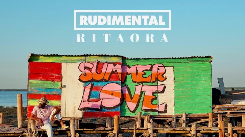 Rudimental Rita Ora - Summer Love (Official Audio)