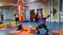 Весна в Феодосии CrossFit Задание 2 Мужчины 18 А Максимальный рывок