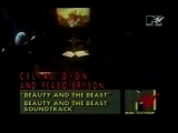 celine dion &amp peabo bryson - beauty and the beast mtv
