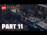 NEKAD !!! Menyusup Kedalam Perkampungan - Lego The Hobbit