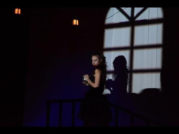Тень (5ч.) , дипломный спектакль, мастерская Б В Клюева, ВТУ им М С Щепкина
