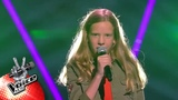 Indy - 'I Dreamed A Dream' Blind Auditions The Voice Kids VTM