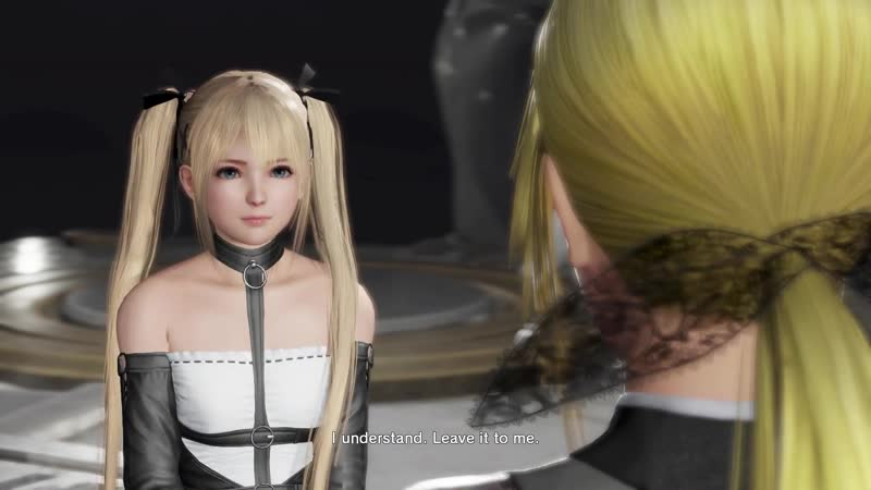 Dead or Alive 6 - Story Modes Early Cutscenes (PS4 Pro)