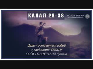 Когда у человека есть цель в жизни, смерть ему не страшна- канал 28-38