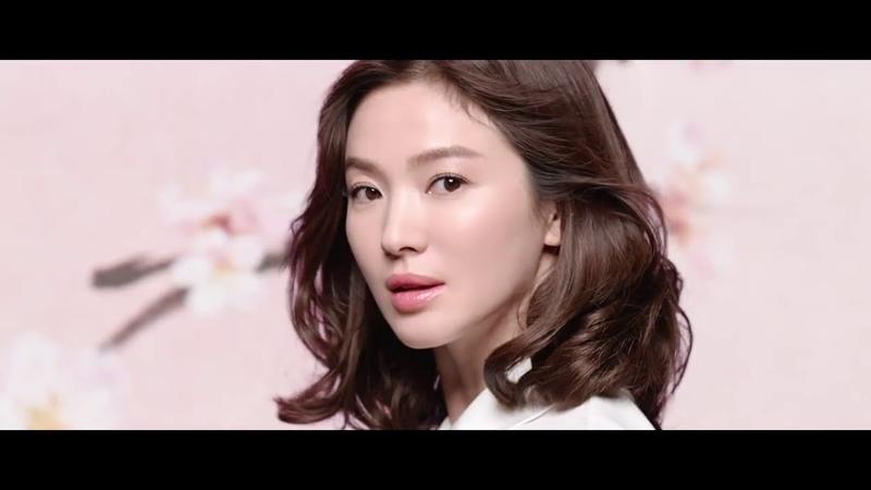 송혜교(Song Hye-kyo) 설화수(Sulwhasoo) CF 1