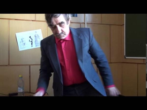 Андрей Парибок. Созерцание в йоге и буддизме