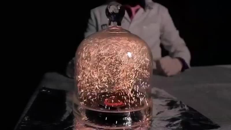 Огненная метель из набора Трюки Науки