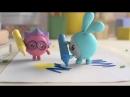 Малышарики - все серии подряд- Сборник 1 _ Развивающие мультфильмы для самых мал
