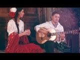 Заказать испанское шоу фламенко на праздник и свадьбу в Москве - испанская гитара