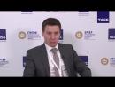 Интервью ТАСС с гендиректором Российского экспортного центра Андреем Слепневым на ПМЭФ