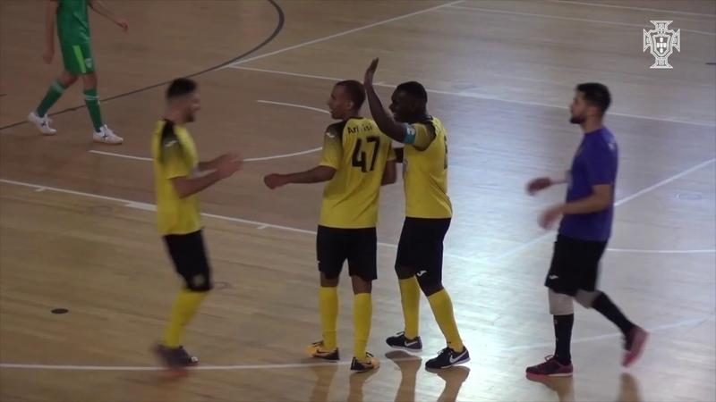 Liga Sport Zone, 13.ª jornada Quinta dos Lombos 4-5 Leões Porto Salvo