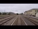 Железнодорожная линия Плявиняс Гулбене Railway line Plavinas Gulbene