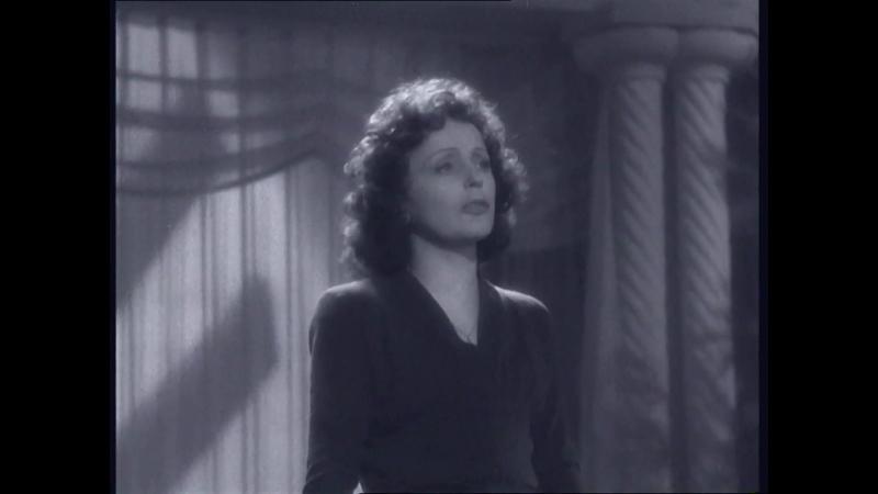 Edith Piaf - L'hymne à la Môme. Собрание лучших концертных выступлений и фрагментов с фильмов великой певицы разных годов.