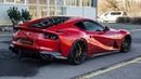 Ferrari 812 Superfast with ADV.1 Wheels I LOUD Startup I Hard REVS I Details