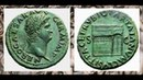Асс , 65 н.э., Монета, Древний Рим, Нерон, Ass, 65 AD