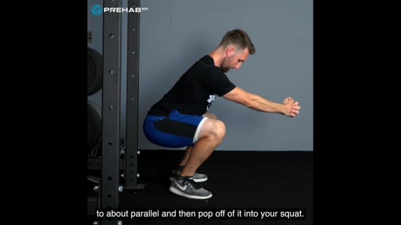 Best squat depth