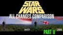 All Changes Made to Star Wars: A New Hope (Comparison Video) PART II