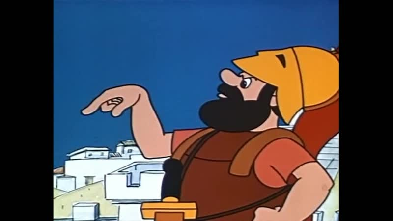 Коля Оля и Архимед 19772