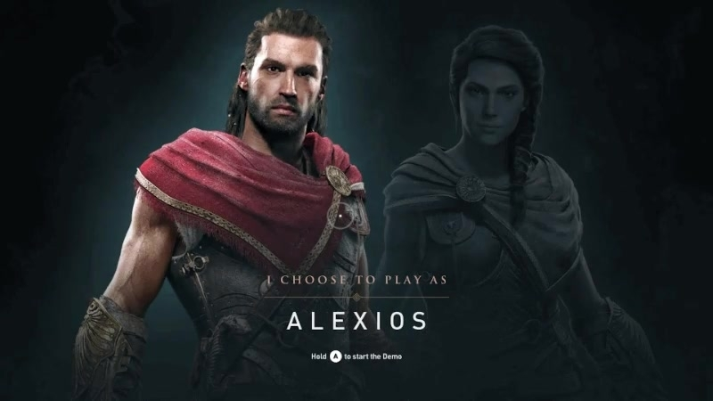 Assassin's Creed: Odyssey l Alexios and Kassandra