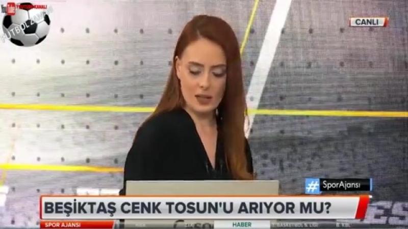 Beşiktaş Spor Ajansı ⚽ Cenk Tosun, Quaresma ve Lens yorumları 26 Mart 2018