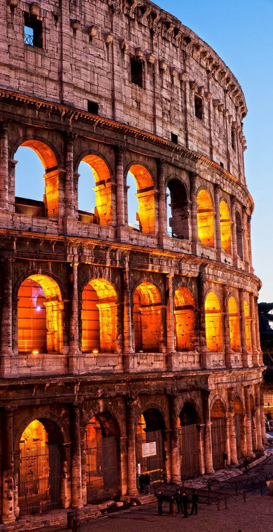 Колизей в Древнем Риме