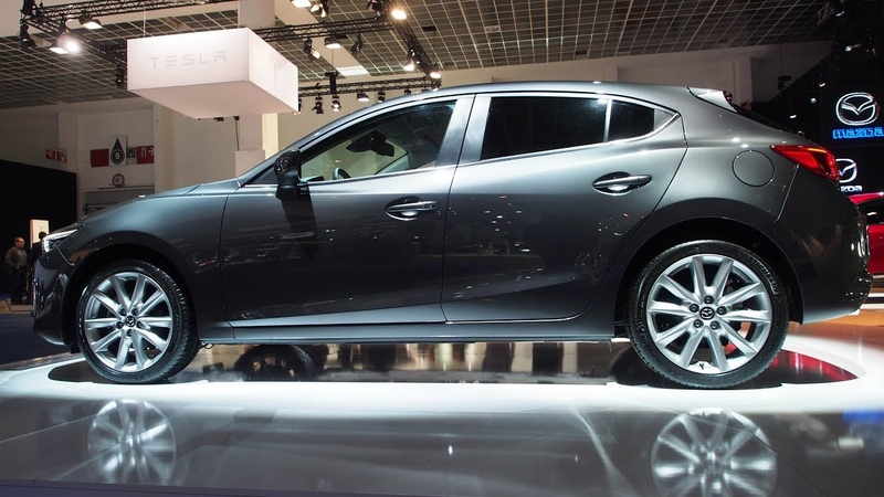 Mazda3 Hatchback 2.0 Skyactiv-G 6MT 120ph - Exterior and Interior Lookaround