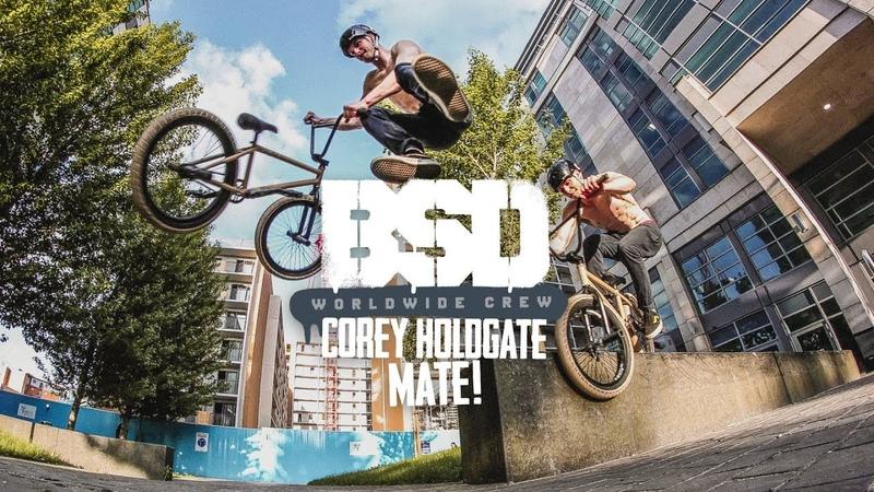 BSD BMX - Corey Holdgate Mate!
