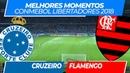 Cruzeiro 0 x 1 Flamengo • Melhores Momentos • Libertadores • 29/08/2018
