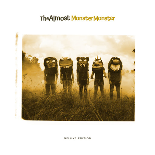 The Almost альбом Monster Monster (Deluxe)
