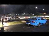 Flacos Twin Turbo S10 vs The Squarrel at No Prep Kings 2 Topeka Kansas