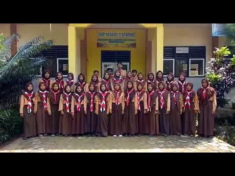Menolak Berita Hoax siswa siswi SMPN 3 Burneh kec Burneh, kab Bangkalan