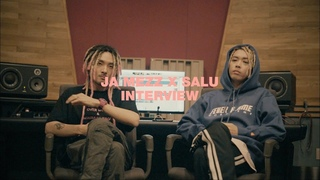 [Interview] Ja Mezz & SALU - Pink is the New Black (Japanese Subtitles)
