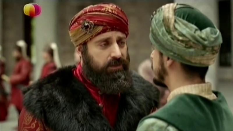 Наставление Султана Сулеймана Сыну. Отрывок из киносериала Великолепный век