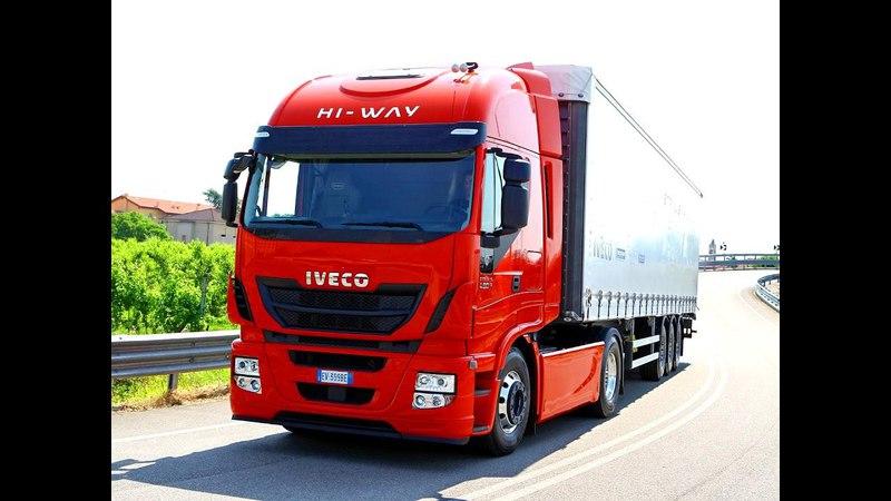 Iveco Stralis Hi Way 460 42 tractor 2012