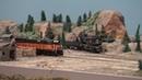 MODEL TRAINS ACTION IN UTAH-3 Модели железных дорог в Юте