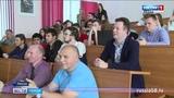 Пензенские студенты встретились с писателями и журналистами из Санкт-Петербурга