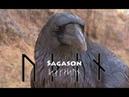 Sagason Óðinn Odin Viking pagan music Battle song