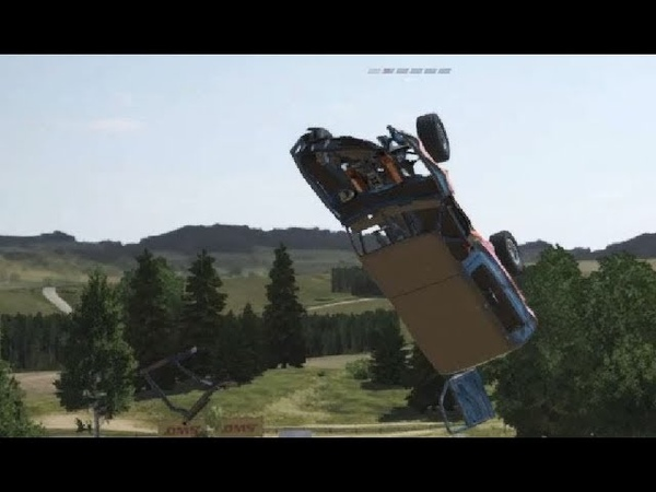 Wreckfest - Crash Compilation 21