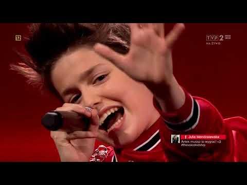 The Voice Kids - Finał - Antek Scardina - Cztery Strony Świata