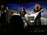 YouTube- Metallica Slayer Megadeth Anthrax - Sonisphere Sofia 2010 Big Four - Diamond Head - Am I Evil