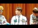NielWink Jaehwan little moment between NielWink today