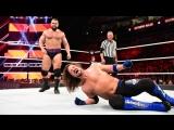 (WWE Mania) Extreme Rules 2018 AJ Styles vs Rusev - WWE Championship Match