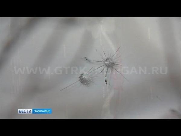 Коллекторские войны: в селе Кетово неизвестные обстреляли дом заемщика