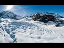 HELISKI JOURNEY DOWN THE GORNER GLACIER | Zermatt Switzerland | DJI Osmo pocket Mavic Pro