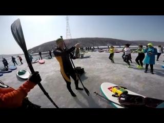 Открытие сап сезона 2018 Владивосток