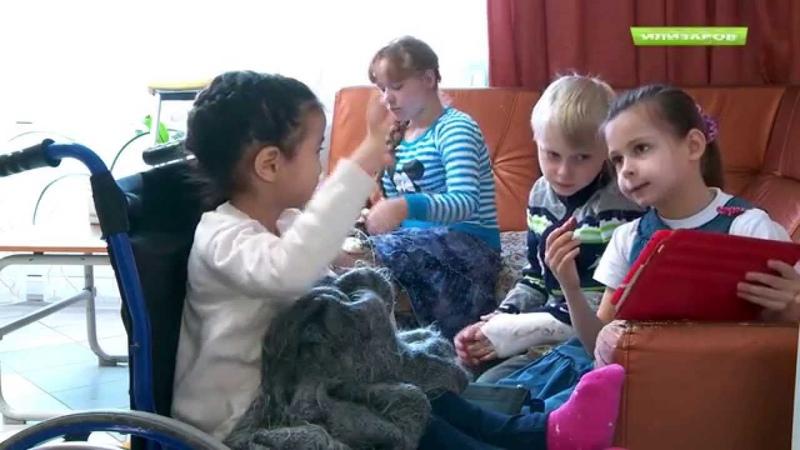 Командная работа врачей Центра Илизарова вернула девочке из Казахстана возможность ходить