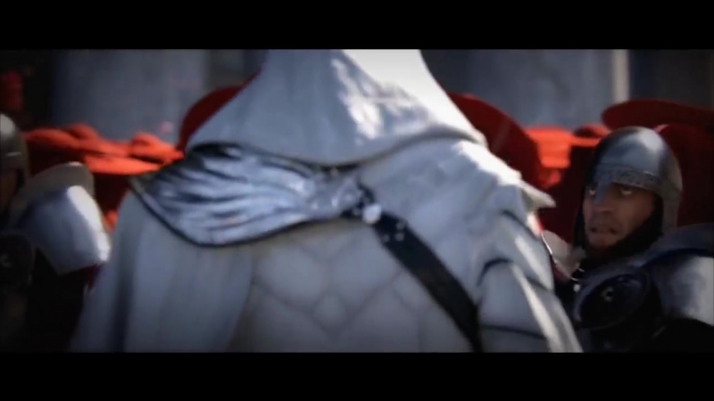 Assassins Creed. Каста Войнов.