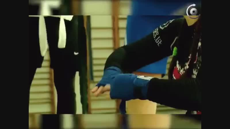 Лиана Джоджуа готовится к Чемпионату Мира по Кудо